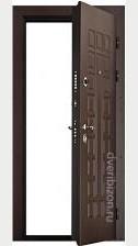 Бронированная стальная дверь БР5
