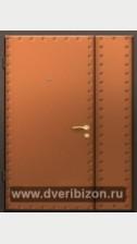 Дверь (ламинат и винилискожа)